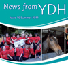 <strong>Quarterly eight-page Foundation Trust newsletter for members</strong><br>&ldquo;A very personal service. Thank you for being organised, efficient, creative and helpful.&rdquo; Debbie Pugh-Jones, Head of Communications & Marketing, YDH